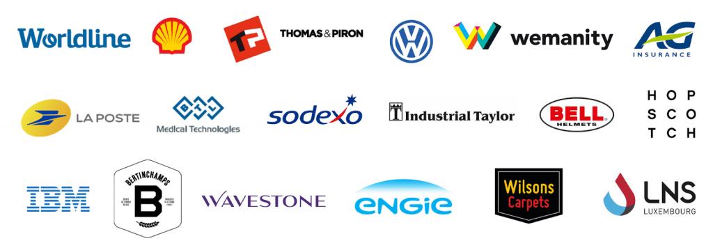 Empresas que usan Odoo.